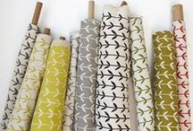 Favorite Fabrics / Fabric designs and options that we love.
