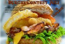Burgerie Contest / Burger Contest