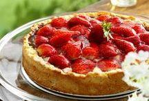 Tærter med variationer / Tærter kan alle lide, og de behøver ikke være særligt svære at lave. De passer perfekt til frokost, aftensmad, natmad eller på en buffet og som kage til dessert og kaffen. Med forskelligt fyld er det nemt at variere.