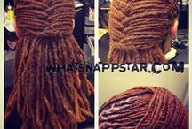 DIY Dreads / Full of tips to keep your dreads looking their best.