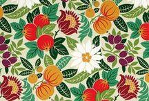 Floral Patterns / Great Floral Patterns
