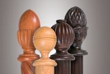 Wood Art / One of Orion Ornamental Iron's brands
