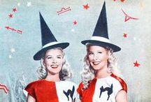 Vintage Halloweenie!
