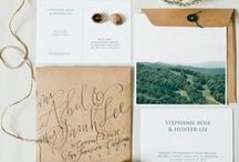 Graphic Design / Here are some inspiration about Wedding Invitations or other events. All kind of Design that inspire me.