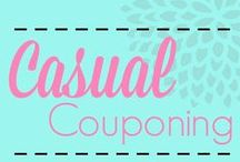 Coupon Shopping / Tips and tricks for shopping with coupons without spending a bunch on time.