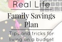 Frugal Living Ideas / How to live frugal and fabulous! Frugal living ideas to help you live your dream life on less.