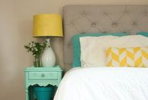 Our Room / Master bedroom decor and other ideas