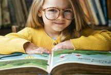Vrij lezen/leesbevordering / Ideeën voor vrij lezen; lezen wat je wilt. En allerlei ideeën om kinderen meer plezier in lezen te geven.