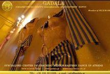 ΣΧΟΛΗ ΟΡΙΕΝΤΑΛ ΧΟΡΟΥ GADALA BELLYDANCE ΧΟΡΕΥΤΡΙΕΣ ΧΟΡΟΥ ΤΗΣ ΚΟΙΛΙΑΣ ΤΣΙΦΤΕΤΕΛΙ ΜΑΘΗΜΑΤΑ ΑΘΗΝΑ / GADALA Oriental Belly Dancing Studio www.oriental.edu.gr 2103211008 info@gadala.gr  Σκοπός και στόχος μας είναι η προώθηση της πλούσιας Αιγυπτιακής παράδοσης και λαϊκής τέχνης καθώς και η έγκυρη, ουσιαστική, ποιοτική και εμπεριστατωμένη εκμάθηση και διδασκαλία της δομής του παρεξηγημένου ανατολίτικου χορού, αποφεύγοντας πλειοψηφικές εικασίες και ιστορικές ανακρίβειες που ουδεμία σχέση έχουν με την πλούσια αραβική φιλοσοφία, παράδοση και λαϊκή τέχνη.