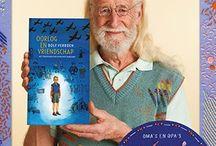 Kinderboekenweek 2016 / Het thema van de Kinderboekenweek 2016 is: Opa's en oma's, voor altijd jong. 5 tot en met 16 oktober 2016.