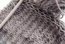 Вязание / Вязание