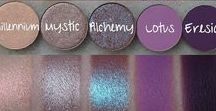 Nabla & Neve Cosmetics / NABLA eyeshadows swatches