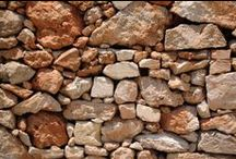 Stone Textures / Stone, rocks, bricks related textures, patterns and repetition style photography