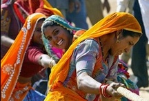 World of colour - INDIA / my endless love to indian people, culture, religion and colourful places <3