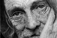 Art - Pencil / Stunning work of artists, made in pencil.