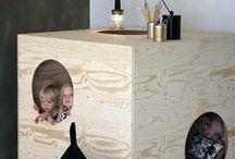 Marlena's playhouse