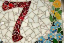 Mozaika / Sklo, kámen, ........