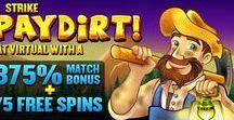 Casino No Rules Bonus Pins / Best casino No Rules bonus pins 2018. No playthrough bonus pins. No max cashout casino bonus pins.