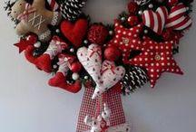 christmas / decori natalizi / by donatella vassallo