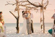 Beach Wedding // INSPI