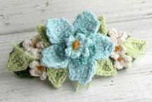 fiori crochet / by donatella vassallo