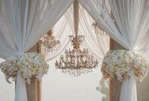 Drapée Blanc Wedding // INSPI