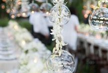 Transparent White Wedding // INSPI