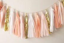 Peach Wedding // INSPI