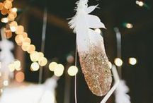 Glitter Wedding // INSPI