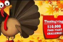 Thanksgiving Bonus - Online Casinos