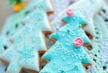 Xmas cookies & cookies