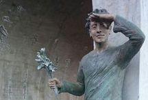 Esculturas al Aire Libre.