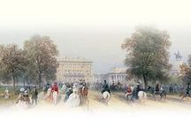 19th London - Regent's Park, Hyde Park, St James's Park, Vauxhall & other parks