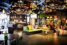 Die Wäscherei - Das Restaurant / Die Gastronomie in der Wäscherei, dem Möbelhaus in Hamburg - Wir servieren köstliche Gerichte Indoor und auf der Dachterrasse und sind auch für Events zu mieten!