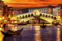 Beautiful places in the world / ~ I have been in Italy and Venice. LOVE Venice! ~