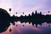 Tavel✈️⚓️(東南アジア) / 東南アジアの旅(カンボジア、ベトナム、ラオス、タイ、マレーシア、バリ島、ミャンマー、インドネシア、フィリピン)