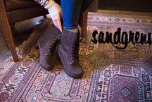 Sandgrens - Fall/Winter 2015 / by Sandgrens Clogs
