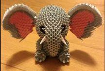 3D Origami ^^