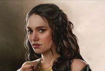 1.1. Fantasy Arts - Female /character