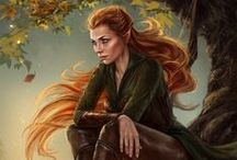1.5. Fantasy Arts - Elven Female/character