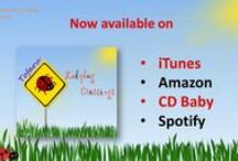 Ladybug Crossings / Ladybug Crossings is an album of children's music from Tofaru (also known as Tiffany Prochera) With catchy melodies and inspiring stories, the whole family will be singing along. Parents will love it just as much as the kids will!
