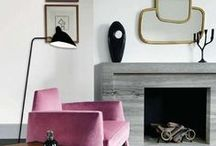 Inspiration-Main Residence / The style I would like to most live with.