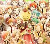 Anime - Ansatsu Kyoushitsu ^^