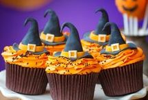 HALLOWEEN BOCADITOS PARA PEQUES / #Halloween #candy #kids #party #bocaditos #fiestainfantil #mamaynene