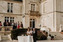 Wedding in Pape Clément - Château - French wedding style - Real Wedding