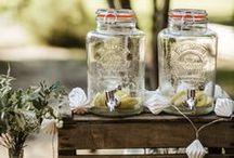 Boho wedding - Real wedding