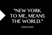 New York State of Mind.....Always / by Shadia