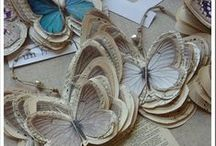 Paper stuff / by Cathy Lay