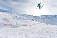 FreeStyle - Snowpark Val Thorens / by Val Thorens