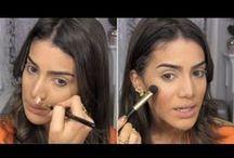 Tutorials and Videos diy ! / Videos de :  maquiagens, tutoriais e customização .